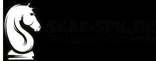 Skak-spil.dk Logo